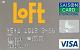 loftカード