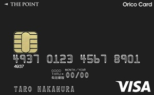 Orico Card THE POINT