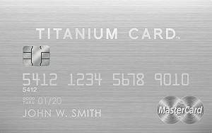 ラグジュアリーカードMastercard Titanium